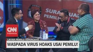 VIDEO: Waspada Virus Hoaks Usai Pemilu! (2/4)