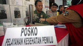 Petugas KPPS Meninggal di Pemilu Serentak Tembus 225 Orang