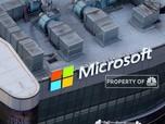 Pendapatan Q1-2019 Microsoft USD 30,6 Miliar