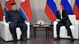 Putin Akan Hubungi AS Soal Hasil Pertemuan dengan Kim Jong-un