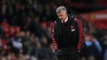 Fakta-fakta Buruk Kekalahan Man United dari Man City