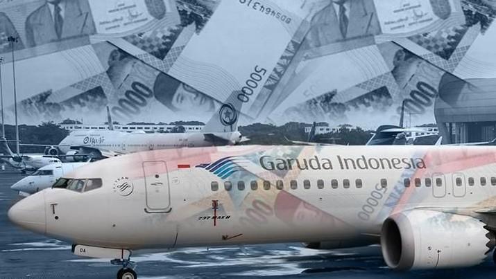 PT Garuda Indonesia Tbk (GIAA) berkeyakinan bahwa PT Mahata Aero Teknologi sanggup melunasi piutang