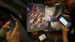 Tangkap Buron, Polisi China Tunggu Avengers: Endgame Selesai