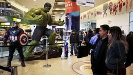 Twitter Catat 50 Juta Cuitan Bahas 'Avengers: Endgame'