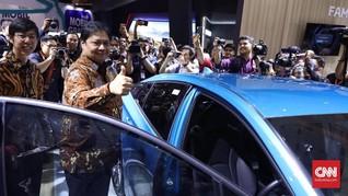 Kemenperin Usul Mobil Tanpa Sopir Dites di Ibu Kota Baru