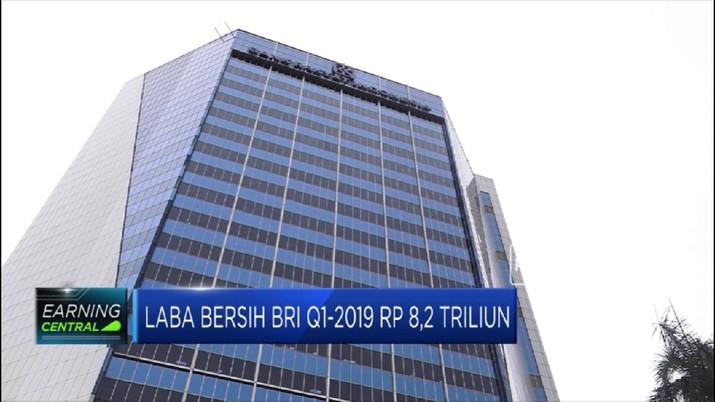 Saham PT Bank Rakyat Indonesia (Persero) TBK (BBRI) terus memecahkan rekor.