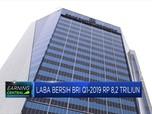 Asing Sudah Borong Rp 4 T, Saham BRI Tembus Rekor Lagi