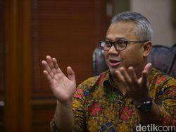 Ketua KPU Sebut Alasan Indonesia Belum Siap Pemilu e-Voting