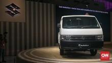Suzuki Carry Baru Pakai Mesin Ertiga