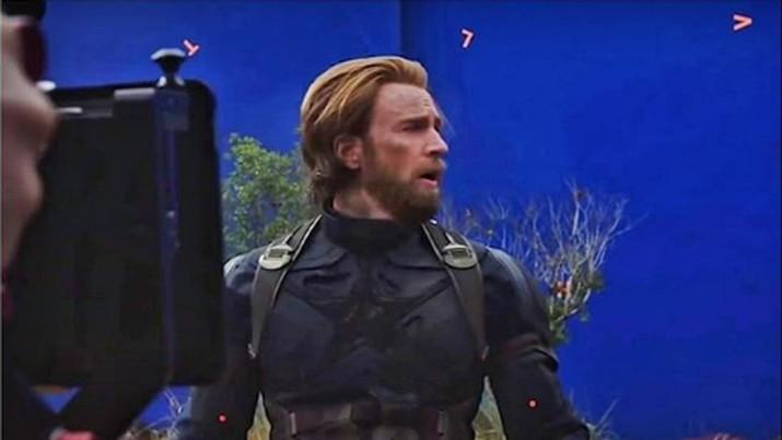 Film Avengers Series menampilkan penuh dengan adegan luar biasa dan fantastis namun tampilan tersebut di dukung oleh teknologi CGI.