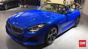 Daftar Mobil dan Motor Baru Eropa di IIMS 2019