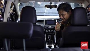 Airlangga Sebut Target Investasi Mobil Listrik Capai Rp100 T