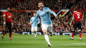 Hasil Liga Inggris: Man United Dikalahkan Man City 0-2