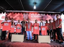 Mau Beli Saham Bali United? Ini Harga yang Ditawarkan