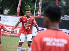 Suspensi Dibuka, Saham Bali United Langsung 'Ngamuk' 20%