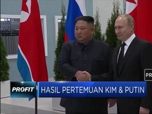 Hasil Pertemuan Kim & Putin