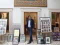 FOTO: Geliat Seni di Tengah Kecamuk Perang Tripoli