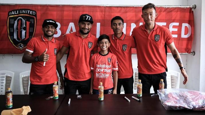 Bali United telah mendapat pernyataan efektif dari Otoritas Jasa Keuangan (OJK).