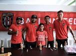 'Merumput' di BEI, Saham Bali United Kena Auto Reject Atas!