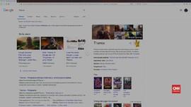 VIDEO: Jentikan Jari Thanos Lenyapkan Hasil Pencarian Google