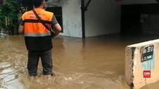 VIDEO: Banjir Rendam Sejumlah Wilayah Jakarta