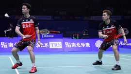 Kunci Sukses Balas Dendam Kevin/Marcus ke Han/Zhou