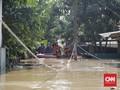Sebanyak 2.942 Warga Jakarta Mengungsi Akibat Banjir