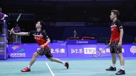 Kevin/Marcus Gagal Juara di Kejuaraan Asia 2019