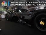 Lamborghini Senilai Rp 8,9 M Hingga Penampakan Mobil Batman
