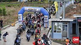 MAXI Yamaha Day 2019 'Panaskan' Bogor Akhir Pekan Ini