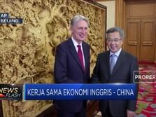 Cerai dengan Eropa, Inggris Galang Kerja Sama Dengan China