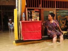 Anies Soal Jakarta Banjir: DKI Terima Air dari Hulu