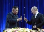 Kim Jong Un Tetiba Kirim Surat 'Romantis' ke Putin, Ada Apa?