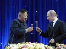 A1 Nih, Rusia Jawab Misteri 'Serangan Kematian' Kim Jong Un