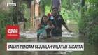 VIDEO: Banjir Jakarta, Sejumlah Warga Masih Bertahan di Rumah