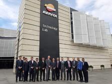 Repsol Lakukan Pengeboran Ke-2 di Blok Gas Raksasa RI