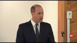 VIDEO: Pangeran William Kunjungi Korban Teror Selandia Baru