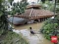 Titik Banjir di DKI Berkurang, Pengungsi Capai 529 Orang