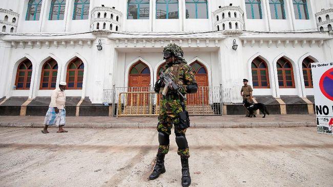 Takut Balasan Bom Paskah, Muslim Sri Lanka Tak Salat Jumat