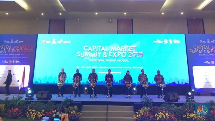 Sedianya perhelatan ini dihadiri oleh Presiden Joko Widodo dan sekaligus mebuka acara.