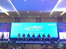 Live! Darmin & Sri Mulyani Bicara Perkembangan Pasar Modal