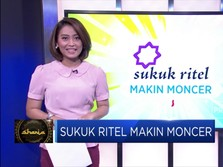 Sukuk Ritel Makin Moncer