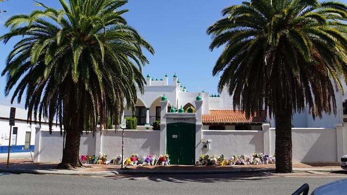 autralia barat Suasana Ibadah Shalat Jumat di Masjid Perth, Masjid terbesar di kota Perth. (dok. detik.com)