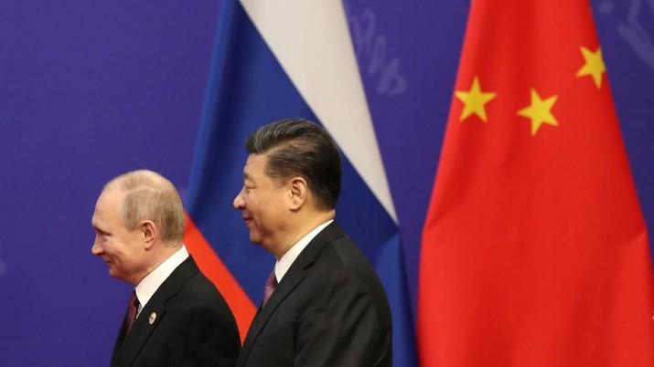 Selain China, Siapa yang Untung Dari Program One Belt & Road?