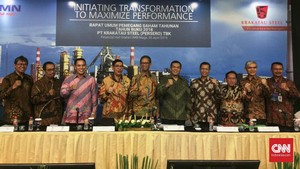 Krakatau Steel Rombak Direksi, Ganti Pejabat Tertangkap KPK