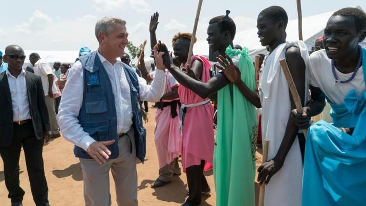 UNHCR menerbitkan Dana Zakat untuk Pengungsi.