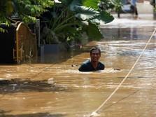 Solusi Tuntaskan Banjir Jakarta a La Anies: Buat Waduk!