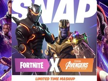 Perhatian! Ada Superhero Avengers di Game Fortnite