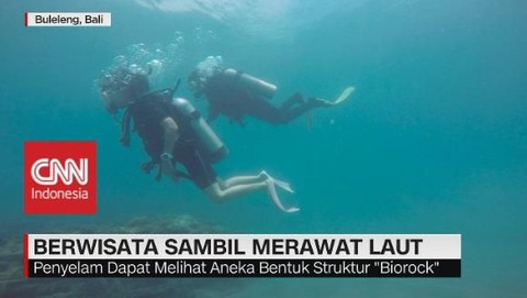VIDEO: Berwisata Sambil Merawat Laut