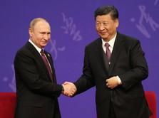 Ini Dia Mainan Baru Xi Jinping dan Putin, Proyek Nuklir!